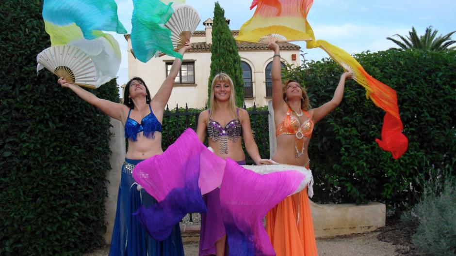 dansa oriental Dendara