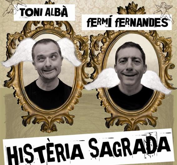 Toni Alba i Fermi fernandes petit